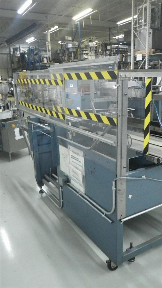 "Image RBS Model IALS 20"" x 20"" Automatic Shrink Wrapper 341707"
