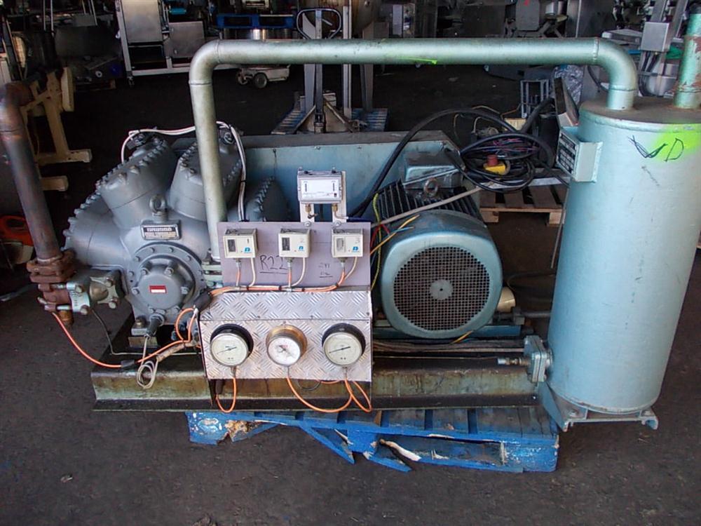 GRASSO RC86L Refrigeration Compressor