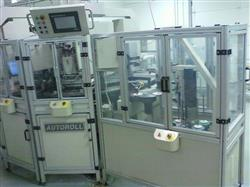 128510 - AUTOROLL CD-DVD Screen Printer