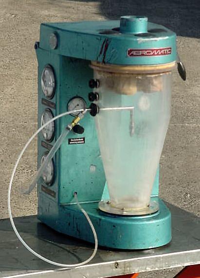 AEROMATIC T/T Fluid Bed Dryer / Spray Granulator