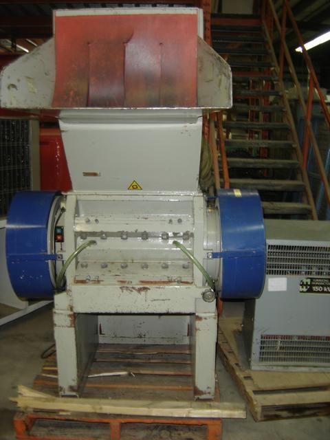 ALLSTEEL 50HP Granulator