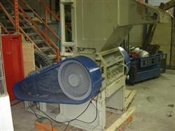 Image ALLSTEEL 50HP Granulator 345099