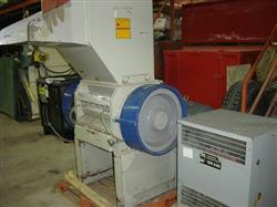Image ALLSTEEL 50HP Granulator 345100
