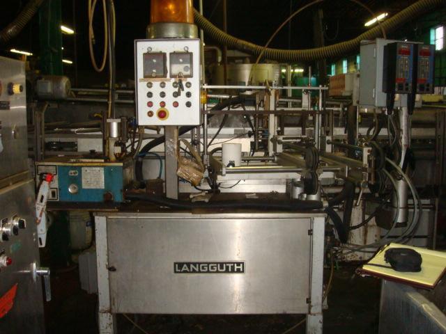 Image LANGGUTH Model E-40 Labeler 345122