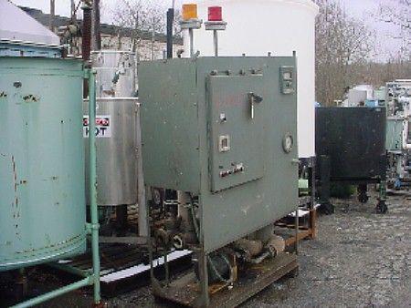 20 kw CHROMALOX TMO-620B Hot Oil Heater