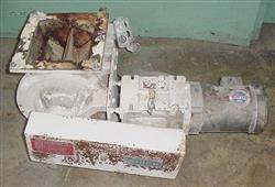 "Image SHICK 8"" Rotary Air Lock, C/S 345747"