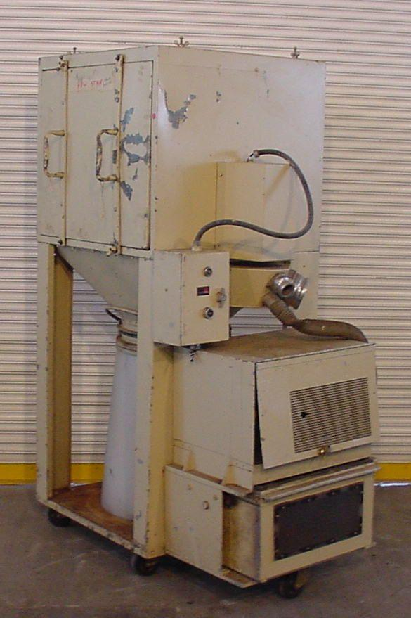DCE Unimaster Mechanical Shaker Dust Collector