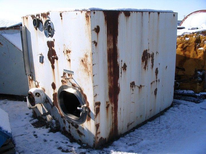 465 cf MUELLER Model 1490 Milk Tank