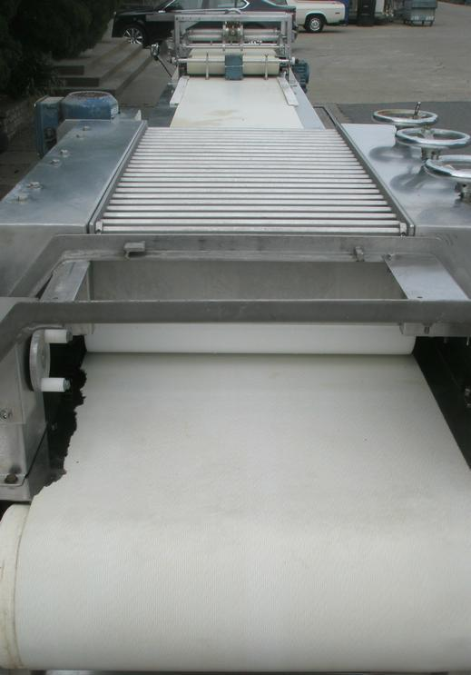 Image BAKING MACHINES DBL Reverse Molder Dough Sheeter 345790