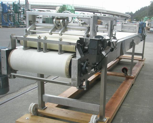 Image BAKING MACHINES DBL Reverse Molder Dough Sheeter 345791