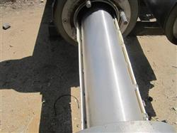 """Image 6"""" x 72"""" CHEMTRON  2 Tube FV-2A Stainless Steel Votator 683483"""
