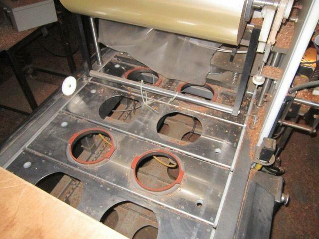 Image 1 HP PRYOR Model PPMC-HS/2 22 Tray Sealer 396640