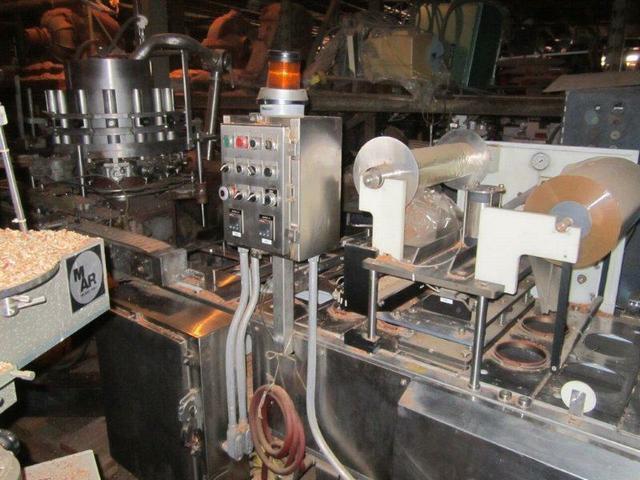 Image 1 HP PRYOR Model PPMC-HS/2 22 Tray Sealer 396642