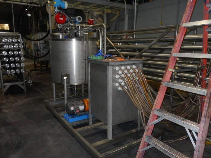 Image 670 SF NANOFILTRATION 24 Tube Reverse Osmosis Filter 765375