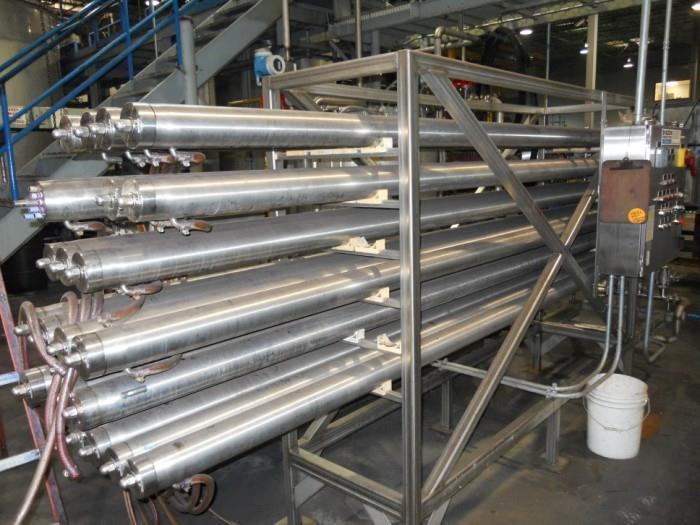 Image 670 SF NANOFILTRATION 24 Tube Reverse Osmosis Filter 765369