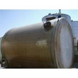 130603 - 12000 Gallon OWENS Fiberglass/DT Agitated Tank, 11'6 x 15'6