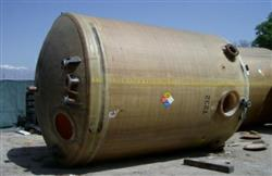 Image 12000 Gallon OWENS Fiberglass/DT Agitated Tank, 11