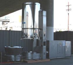 Image AEROMATIC S-6 Fluid Bed Spray Granulator 345871