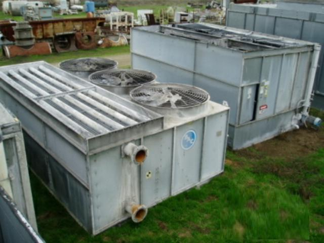 Image 229 Ton BAC Carbon Steel Cooling Tower Refrigerant 385571