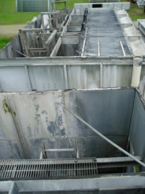 Image 229 Ton BAC Carbon Steel Cooling Tower Refrigerant 385572
