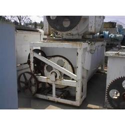 130680 - 160 CF DAVID Double Carbon Steel Ribbon Mixer, 40 HP