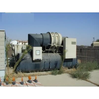 890 Ton TRANE Centra-Vac Chiller Refrigerant