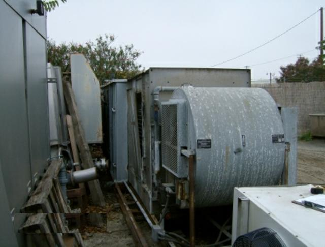Image 40 Ton PROCESS PRODUCTS INC Air-Cooled Chiller Refrigerant 346004