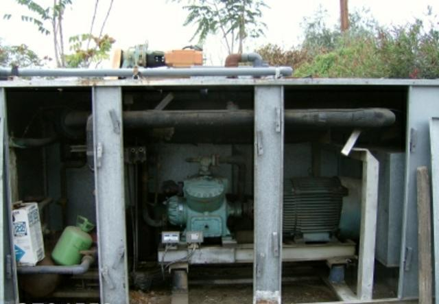 Image 40 Ton PROCESS PRODUCTS INC Air-Cooled Chiller Refrigerant 346007