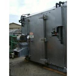 Image KING AIR KURTAIN Model 2-25 Cryogen Spiral Freezer Refrigerant 346037
