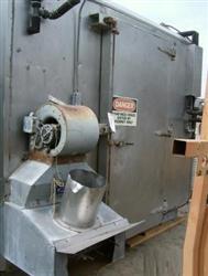 Image KING AIR KURTAIN Model 2-25 Cryogen Spiral Freezer Refrigerant 381394