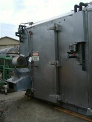 Image KING AIR KURTAIN Model 2-25 Cryogen Spiral Freezer Refrigerant 381395