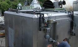 Image KING AIR KURTAIN Model 2-25 Cryogen Spiral Freezer Refrigerant 381396