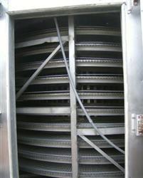 Image KING AIR KURTAIN Model 2-25 Cryogen Spiral Freezer Refrigerant 381397