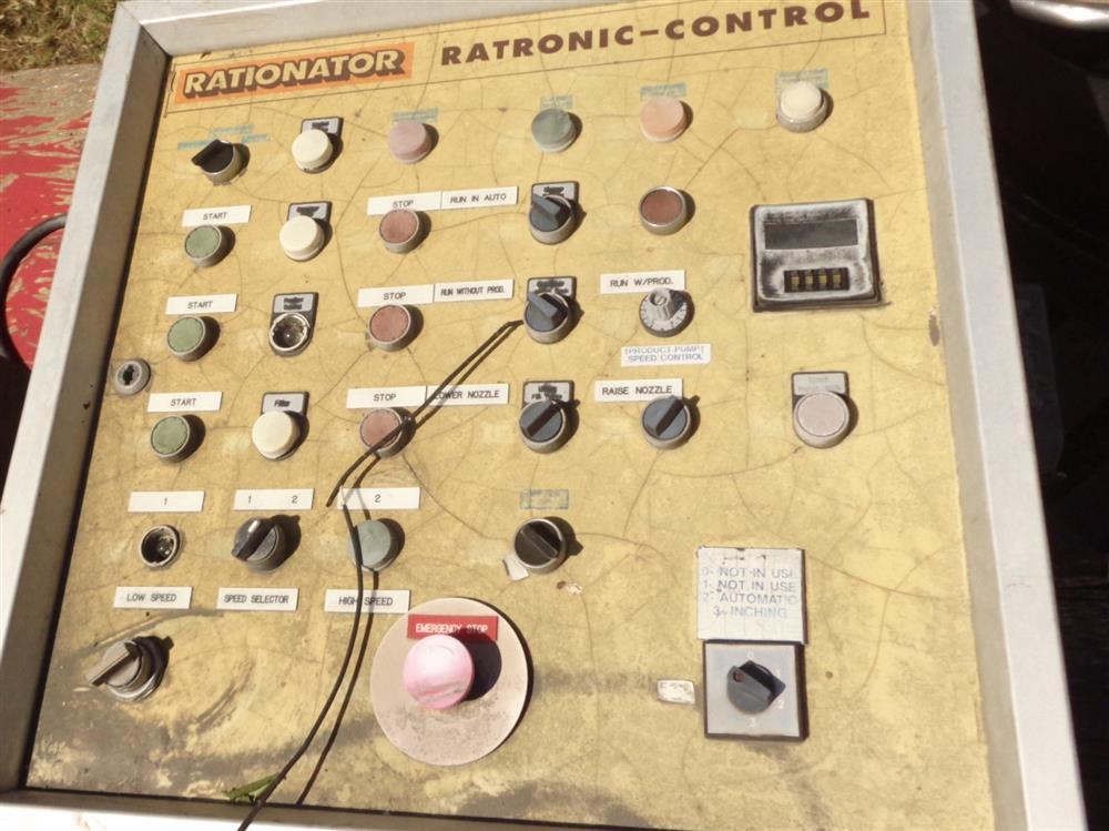 Image 6 Head RATIONATON S/S Piston Filler w/ DC Control 1483222
