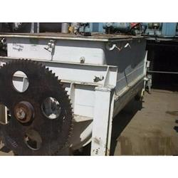 130728 - 100 CF ALAMEDA Carbon Steel Double Ribbon Mixer