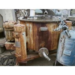 "Image 40"" x 18"" TOLHURST Stainless Steel Perforated Basket Centrifuge 346352"