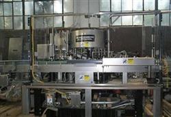 Image KRONES Autocol Pressure Sensitive Labeler, 110 BTLS/MIN 346385