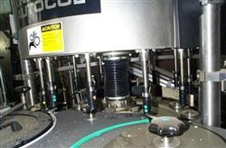 Image KRONES Autocol Pressure Sensitive Labeler, 110 BTLS/MIN 346388