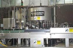 Image KRONES Autocol Pressure Sensitive Labeler, 110 BTLS/MIN 346389