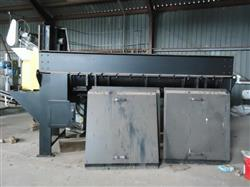 130912 - 50 HP JEFFREY Twin Shaft Pug Mixer