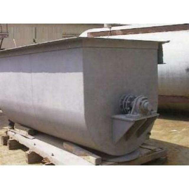 140 CF SARACCO Carbon Steel Ribbon Mixer