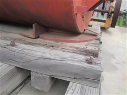 Image 140 CF SARACCO Carbon Steel Ribbon Mixer 1564596