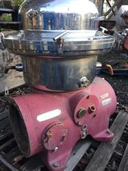 Image WESTFALIA SAMR 5036 S/S Auto Desludger Centrifuge 1041498