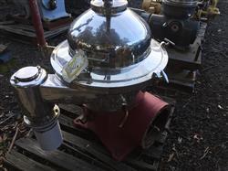 Image WESTFALIA SAMR 5036 S/S Auto Desludger Centrifuge 1041500