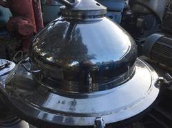 Image WESTFALIA SAMR 5036 S/S Auto Desludger Centrifuge 1041501