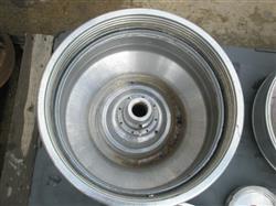 Image WESTFALIA SAMR 5036 S/S Auto Desludger Centrifuge 505200