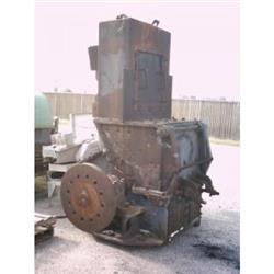 "Image 36"" x 36"" JEFFREY Type B-3 Slag Hammer Mill 346793"