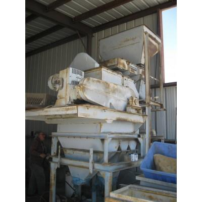 "36"" x 36"" ERIEZ DRUM Stainless Steel  Magnetic Separator"