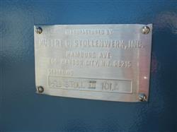 "Image 24"" X 24"" STOLL III Stainless Steel Juice Platen Press 1502427"