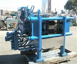 "Image 24"" X 24"" STOLL III Stainless Steel Juice Platen Press 1502429"